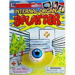Eye Ball Organ Splatters Putty Toy 20121E