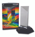 "Light Crystal Prism 4.5"" 00011"