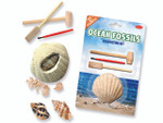 Ocean Fossil Dig - Excavation Science Kit 90005