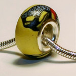 Tiger Swallowtail Butterfly Jewelry Bead