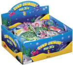 Sea Life Sand Filled Toys: Shark, Octopus, Seahorse, Crab, Dolphin & Turtle