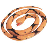 Southern Copperhead Rubber Snake Replica 46""