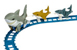 Shark Express Train for Kids