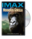 Mountain Gorilla - National Geographic Imax DVD