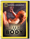 Incredible Human Body National Geographic DVD