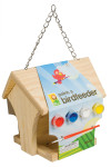 Paintable Bird Feeder Craft Kit