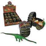 Dino Puzzle in Fossil - Dinosaur Collection