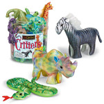 Sand Filled Toy Animals