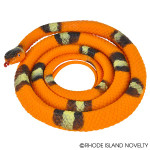 Eastern Milk Snake Replica 48""