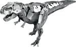 T Rex Aluminum Model Kit