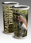 Rainbow Trout Ceramic Travel Mug