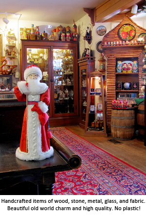 Christmas at the Russian Shop