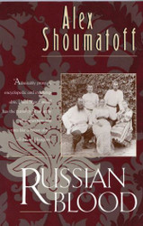 Russian Blood, paperback