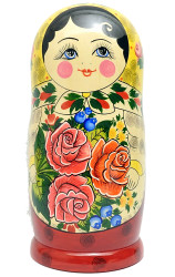 Semenov 16pc Matryoshka Doll