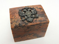 Russian Double Headed Eagle Box  BX-02