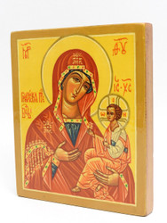 Mother of God Icon Showing the Way