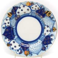 Russian Domes Dessert Plate
