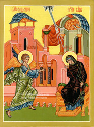 Annunciation to the Mother of God