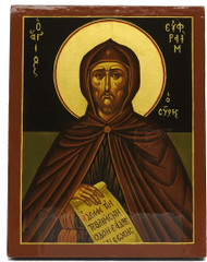 St Ephraim the Syrian