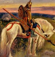 Knight at the Crossroads (Ilya Muromets)  Mstera 1953