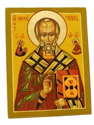 Icon of St. Nicholas the Wonderworker