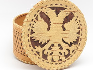 Double Headed Eagle Keepsake Box
