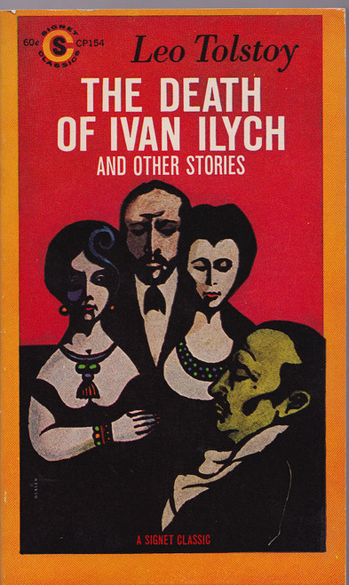 the death of ivan ilyich Leo tolstoy's novella the death of ivan ilyich is considered a classic for its brilliant structure by opening with a protagonist who is already dead, tolstoy gives himself a difficult technical challenge by putting the end at the beginning, tolstoy removes the possibility for normal suspense.
