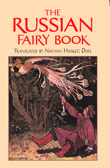 Russian Fairy Book