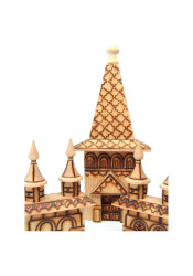 Wooden Churches Play Set