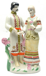 Ukrainian Couple [Polonnoe]