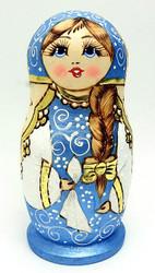 Maiden from Sergiev Posad Artistic Matryoshka Doll