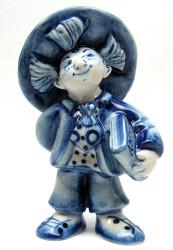 Neznayka (Незнайка) Gzhel Figure