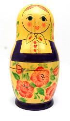Vyatka 12 pc Vintage Matryoshka Nesting Doll