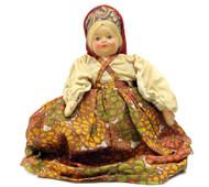 Mid-20th century Tea Cosy or Cozy (Кукла-грелка)