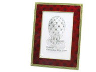 Faberge Frame *Red