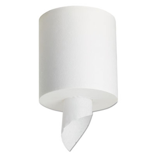 Georgia Pacific Professional SofPull Center-Pull Perforated Paper Towels,7 4/5x15, White,320/Roll,6 Rolls/Ctn (GPC 281-24)
