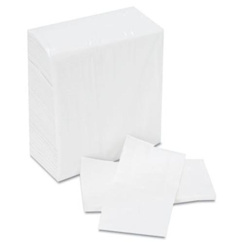 """Boardwalk Tallfold Dispenser Napkin, 12"""" x 7"""", White, 250/Pack, 40 Packs/Carton (BWK 8302)"""