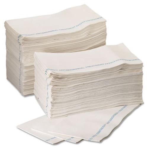 WypAll* X80 Foodservice Paper Towel, 12 1/2 x 23 1/2, Blue/White, 150/Carton (KCC 06280)