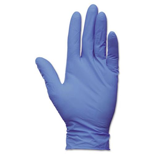 KleenGuard* G10 Nitrile Gloves, 242 mm Length, Large, Artic Blue, 200/Box (KCC 90098)