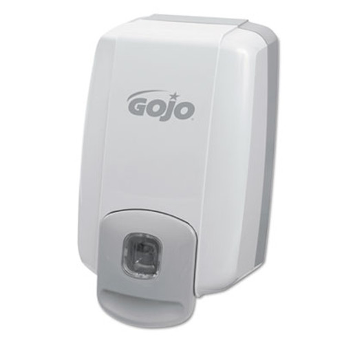 GOJO NXT Maximum Capacity Dispenser NXT 2000 ml, Wall Mountable, White (GOJ 2230)