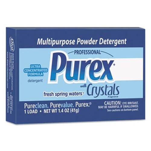 Purex Ultra Concentrated Powder Detergent, 1.4oz Box, Vend Pack, 156/Carton (DIA 10245)