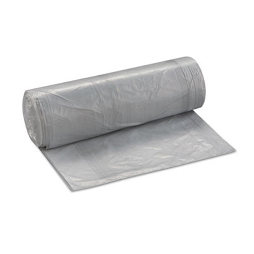 Inteplast Group Low-Density Can Liner, 30 x 36, 30gal, .58mil, Clear, 50/Roll, 10 Rolls/Carton (IBS SL3036HVN)
