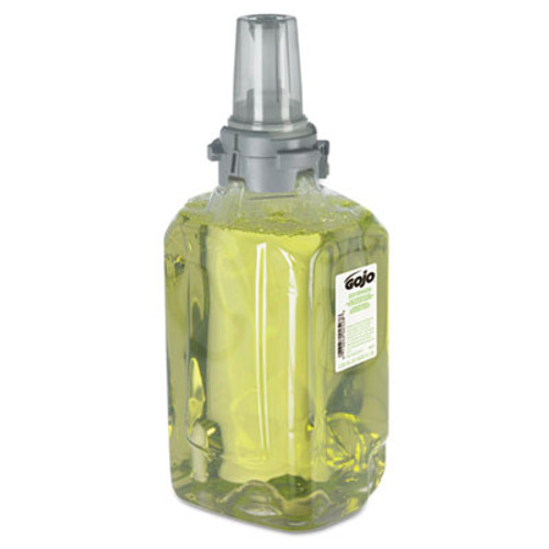 GOJO ADX-12 Refills, Citrus Floral/Ginger, 1250mL Bottle, 3/Carton (GOJ 8813-03)