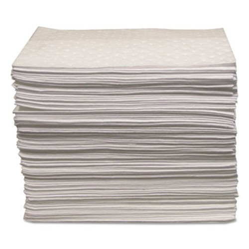 """Anchor Brand Oil Only Sorbent Pad 15""""x17"""", Heavy-Weight (ANR AB-BPO100)"""