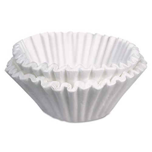 BUNN Commercial Coffee Filters, 10 Gallon Urn Style, 250/Pack (BNN 23X9)