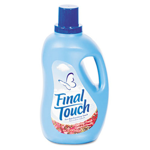 Final Touch Final Touch Ultra Liquid Fabric Softener, 120oz Bottle (PBC 58420)