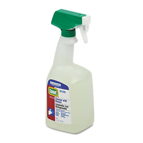 Comet Cleaner with Bleach, 32 oz Spray Bottle, 8/Carton (PGC 02287)