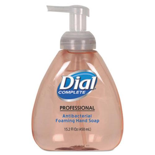 DialA Antimicrobial Foaming Hand Wash, Original Scent, 15.2oz, 4/Carton (DIA 98606)