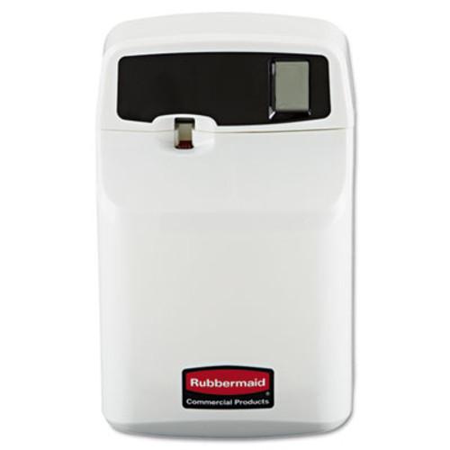 Rubbermaid Commercial SeBreeze Programmable Odor Neutralizer Dispenser, 4 3/4 x 3 1/8 x 7 1/2, White (RCP 5169)