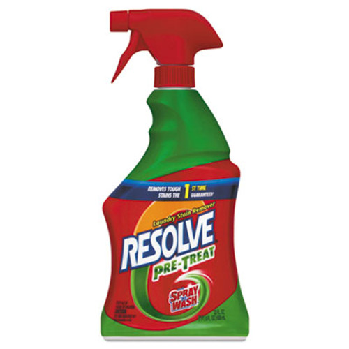 SPRAY 'n WASH Stain Remover, 22 oz Spray Bottle, 12/Carton (REC 00230)